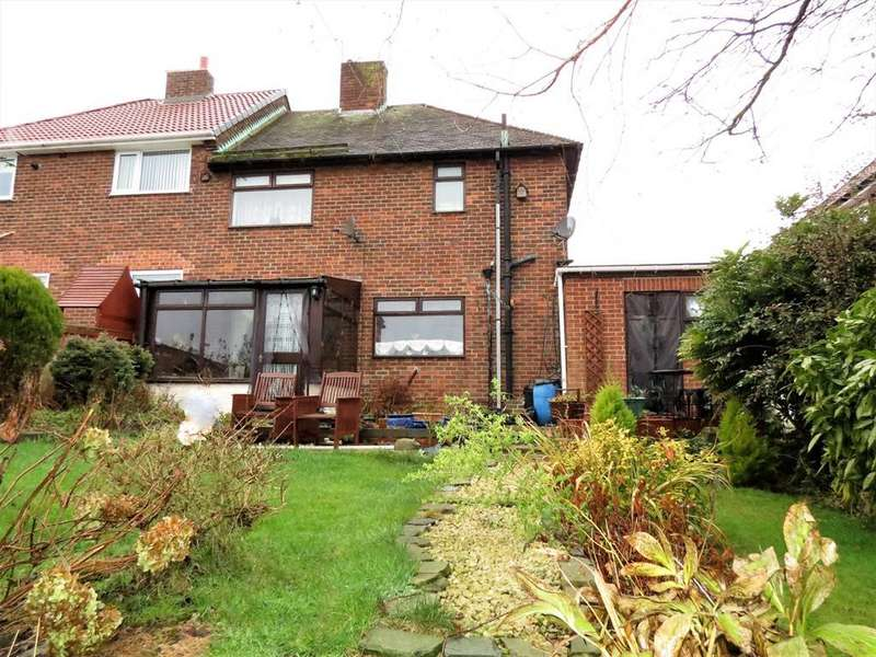 3 Bedrooms Semi Detached House for sale in Webb Square, Horden, County Durham, SR8 4AQ