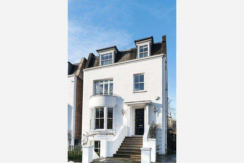 5 Bedrooms House for sale in Hornton Street, Kensington, W8