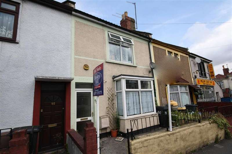 2 Bedrooms Terraced House for sale in St Johns Lane, Bedminster, Bristol