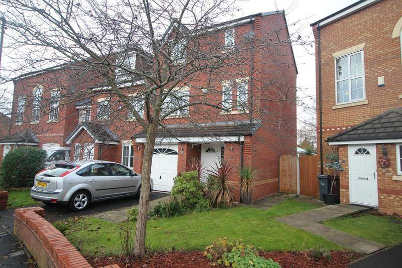 3 Bedrooms Town House for sale in Chelsfield Grove, Manchester, M21 7SU