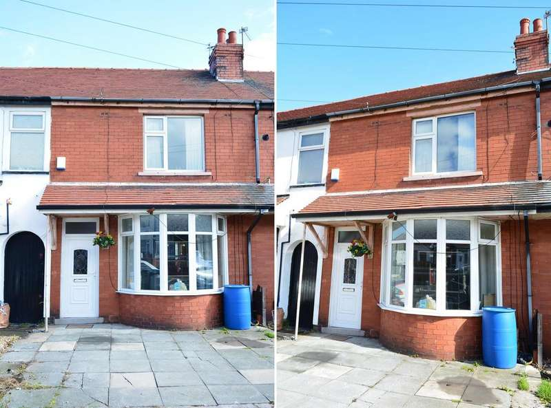 2 Bedrooms Terraced House for sale in Ailsa Avenue, Blackpool, FY4 4HW