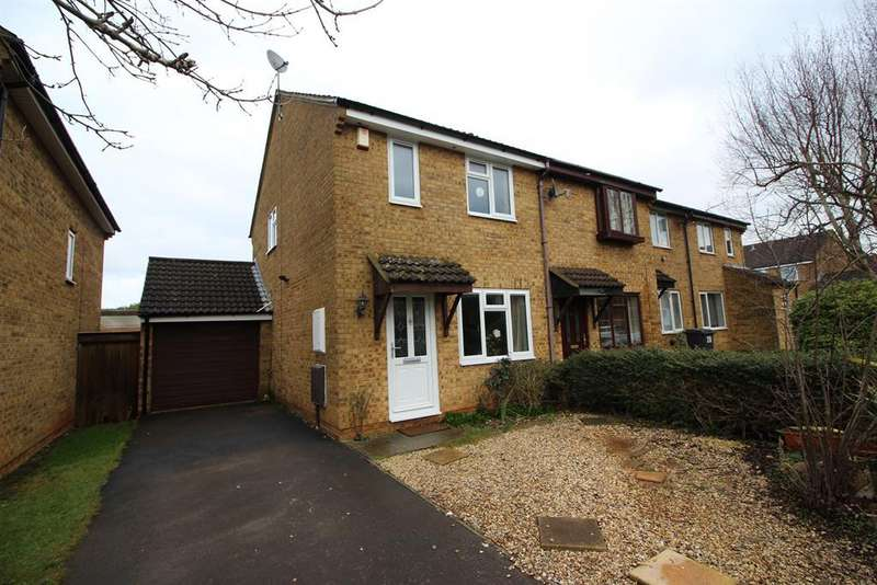 3 Bedrooms Semi Detached House for sale in Stirling Close, Yate, Bristol, BS37 5UH