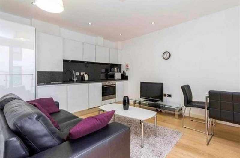 1 Bedroom Flat for sale in Alie Street, Aldgate