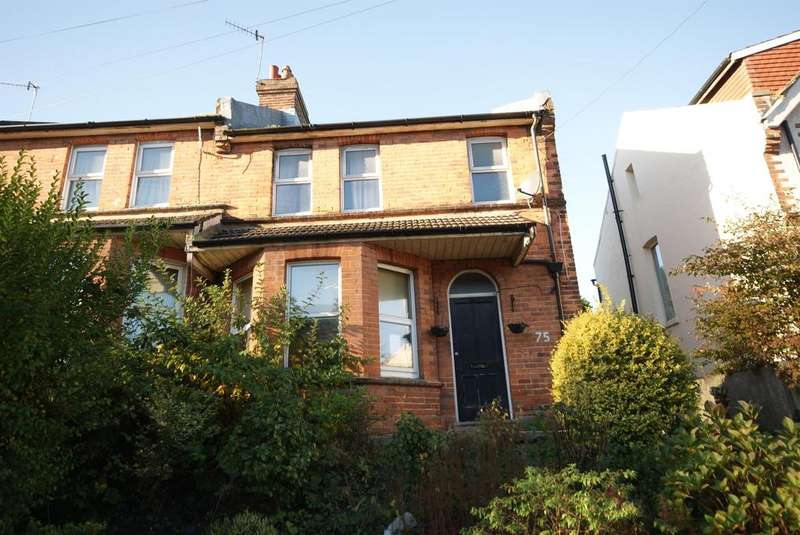 3 Bedrooms End Of Terrace House for sale in Battle Road, St Leonards On Sea, East Sussex, TN377AB