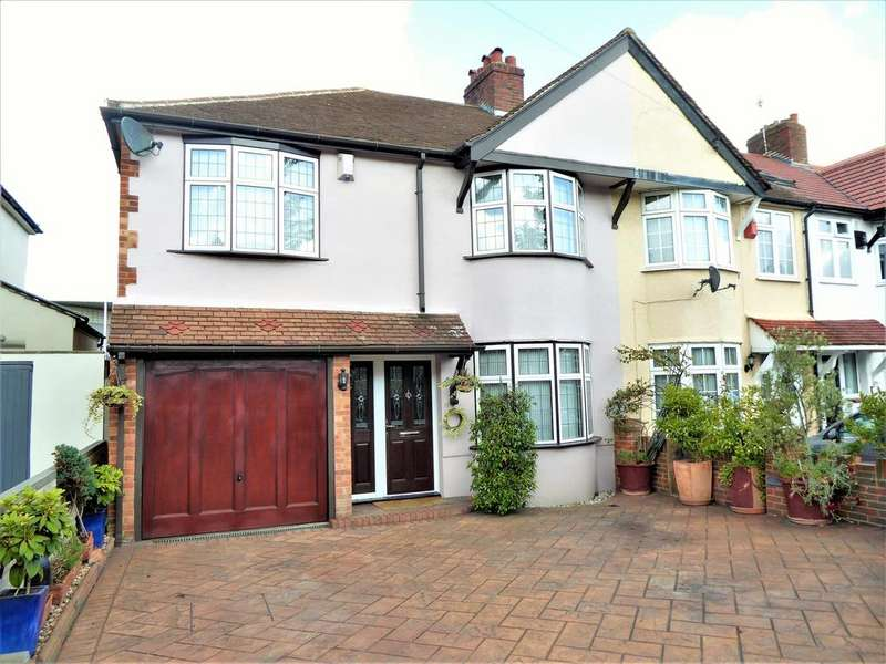 4 Bedrooms End Of Terrace House for sale in The Green, Welling, Kent, DA16 2PE