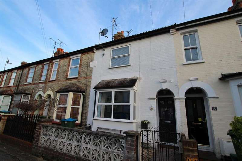 3 Bedrooms Terraced House for sale in Queen Street, Aylesbury, HP20 1LU