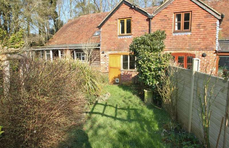 2 Bedrooms Cottage House for sale in Eling Hill, Hampshire