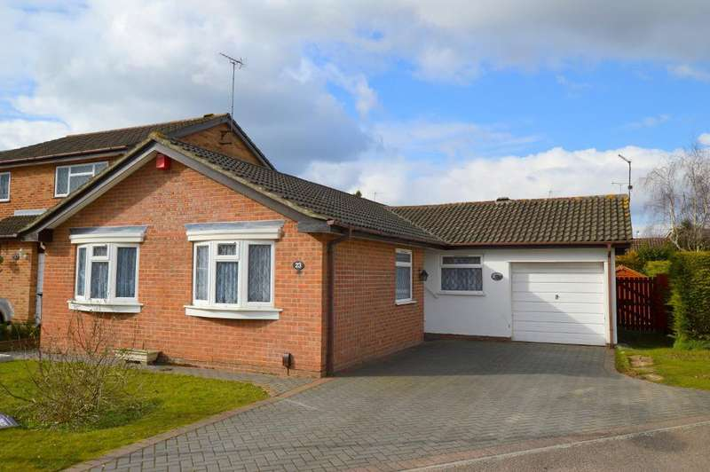 3 Bedrooms Bungalow for sale in Arbour Close, Luton, LU3 4AQ