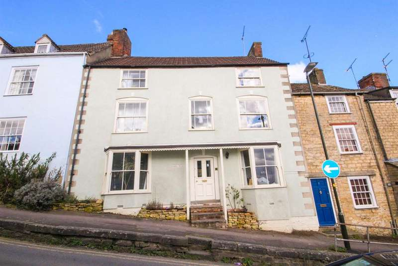 5 Bedrooms Terraced House for sale in Ludgate Hill, Wotton Under Edge, Gloucestershire, GL12 7JJ