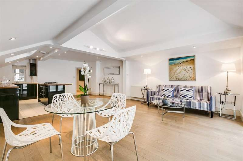2 Bedrooms Flat for sale in Parsons Green Lane, Parsons Green