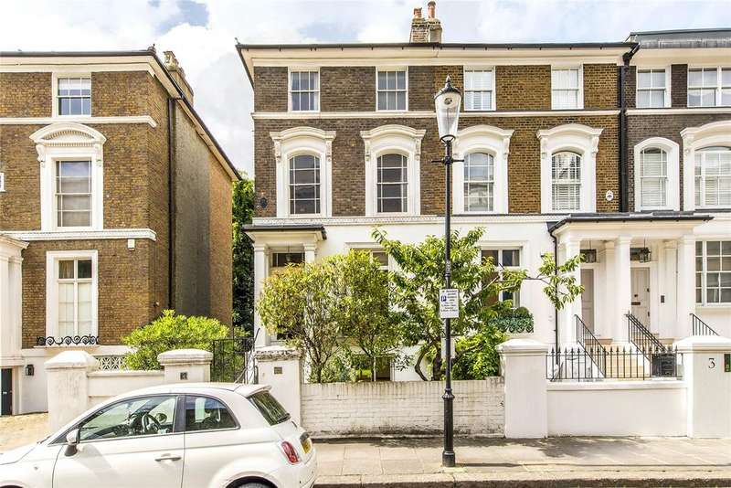 4 Bedrooms Terraced House for sale in Netherton Grove, London, SW10