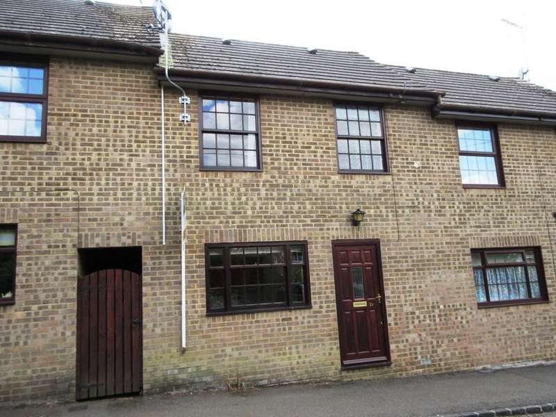 2 Bedrooms Terraced House for rent in Whittlebury Road, Silverstone