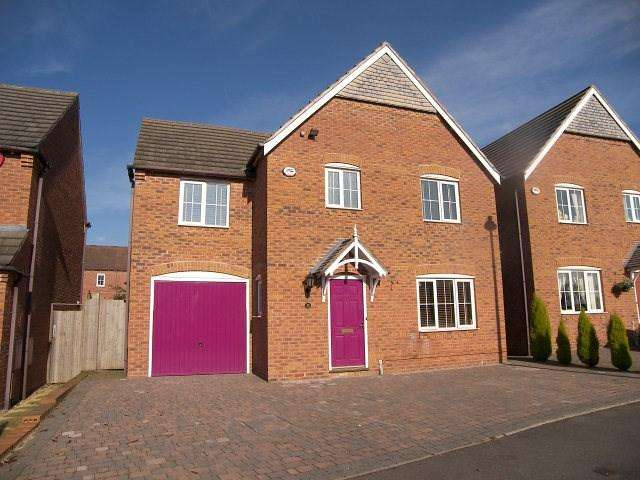 4 Bedrooms Detached House for sale in Foresters Way, Four Oaks, Sutton Coldfield