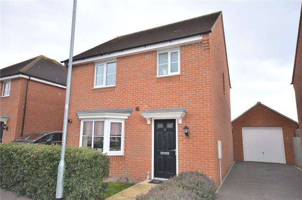 3 Bedrooms Detached House for sale in Jardine Place, Bracknell, Berkshire