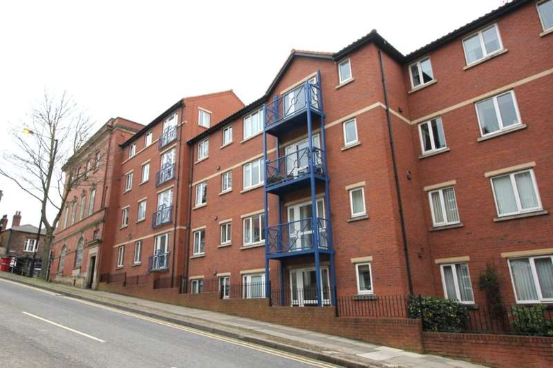 2 Bedrooms Flat for sale in Claypath Court, Durham, DH1