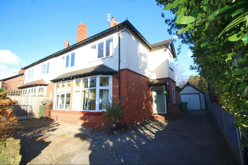 4 Bedrooms Semi Detached House for rent in Marsland Road, Sale, M33