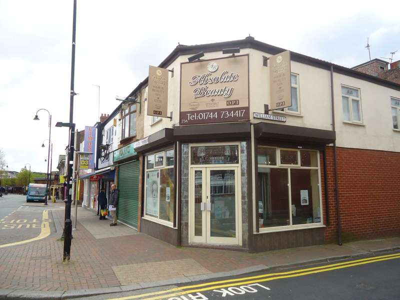 Retail Property (high Street) Commercial for rent in Baldwin Street, St. Helens
