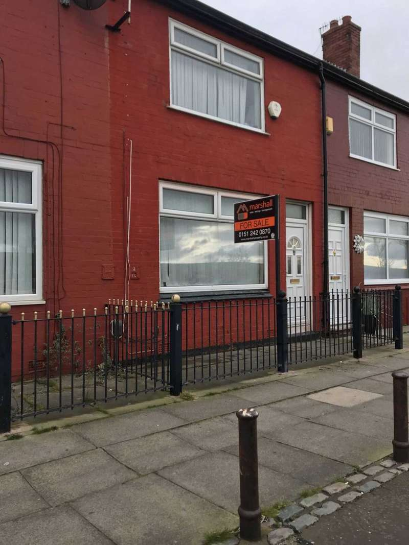 3 Bedrooms House for sale in Caryl Street, Liverpool