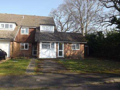 3 Bedrooms End Of Terrace House for sale in Bransgore, Christchurch, Hampshire