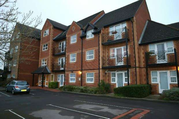 2 Bedrooms Flat for sale in Northcourt Avenue, Reading