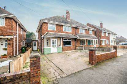3 Bedrooms Semi Detached House for sale in Mattox Road, Wednesfield, Wolverhampton, West Midlands