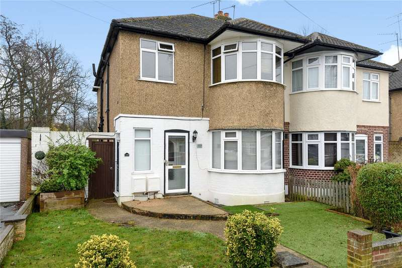 1 Bedroom Apartment Flat for sale in Mount Park Road, Pinner, Middlesex, HA5
