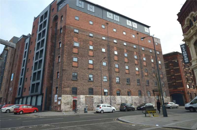Apartment Flat for sale in L1 Building, 21 Jamaica Street, Liverpool, L1