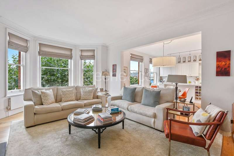 4 Bedrooms Flat for rent in Broadhurst Gardens, South Hampstead, London, NW6