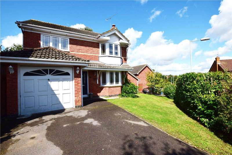 4 Bedrooms Detached House for sale in Julius Hill, Warfield, Berkshire, RG42
