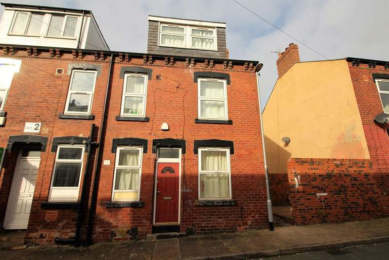 4 Bedrooms Terraced House for sale in Autum Avenue, Hyde Park, LS6