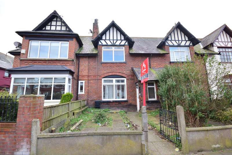 3 Bedrooms Terraced House for sale in Church Road, St Annes, Lytham St Annes, FY8