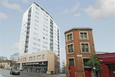 2 Bedrooms Flat for rent in Cranbrook House, Nottingham City Centre