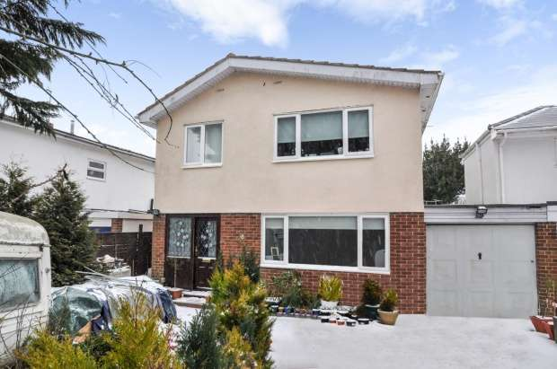 4 Bedrooms Detached House for sale in Silverthorne Drive, Reading, Berkshire, RG4 7NR