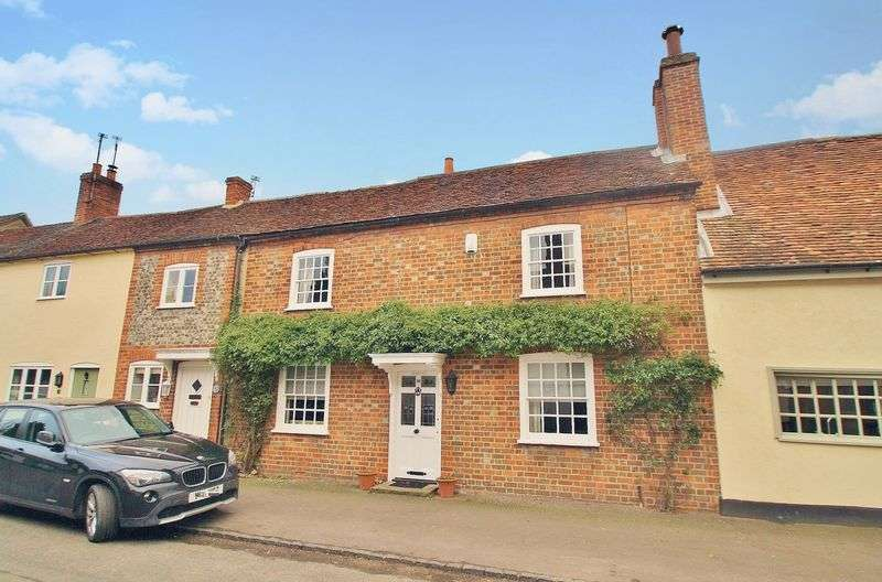 3 Bedrooms Property for sale in 38 High Street, Dorchester On Thames, Wallingford