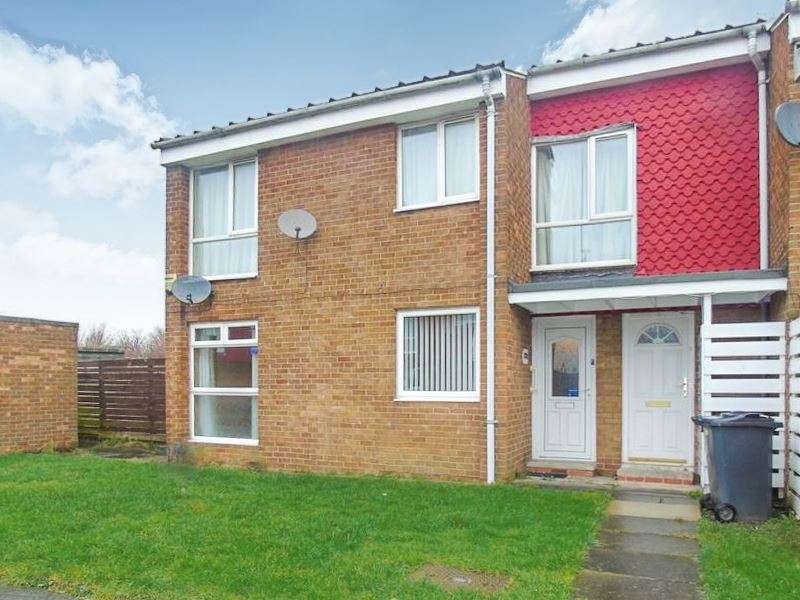 2 Bedrooms Property for sale in Bowness Avenue, Battle Hill, Wallsend, Tyne and Wear, NE28 9SP
