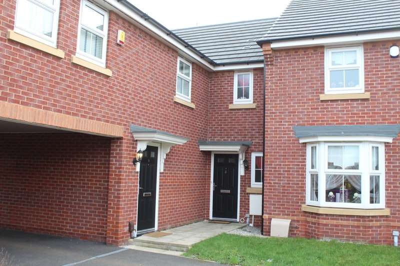 3 Bedrooms End Of Terrace House for sale in Mainsail Close, Liverpool, Merseyside, L3