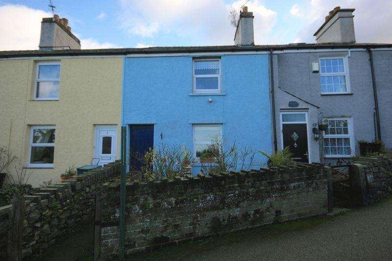 2 Bedrooms Cottage House for sale in Gilfach Road, Penmaenmawr