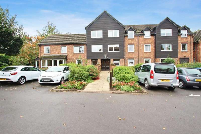 1 Bedroom Retirement Property for sale in Caldecott Road, Abingdon
