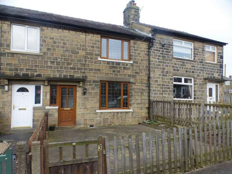 2 Bedrooms Terraced House for sale in Weatherhead Place, Silsden