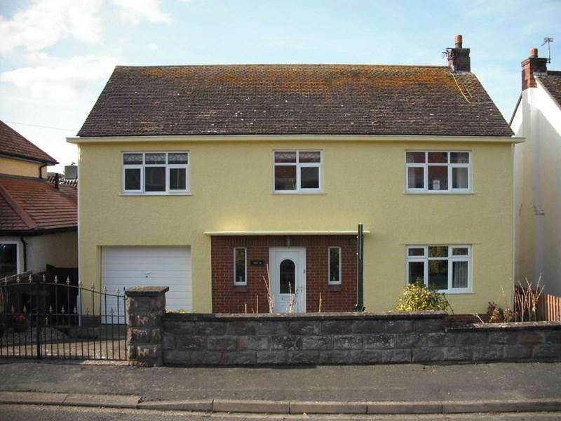 4 Bedrooms Detached House for sale in Llys Helyg, Deganwy