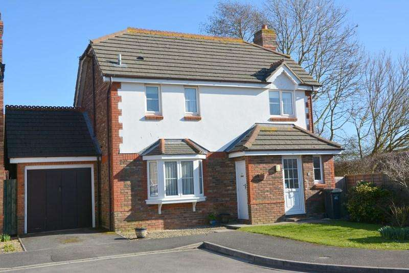 3 Bedrooms Detached House for sale in Cheddar Close, Burnham-On-Sea
