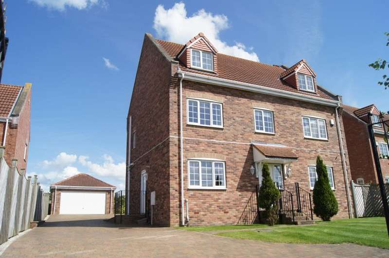 5 Bedrooms Detached House for sale in BOROUGHBRIDGE ROAD, KNARESBOROUGH, HG5 0NA