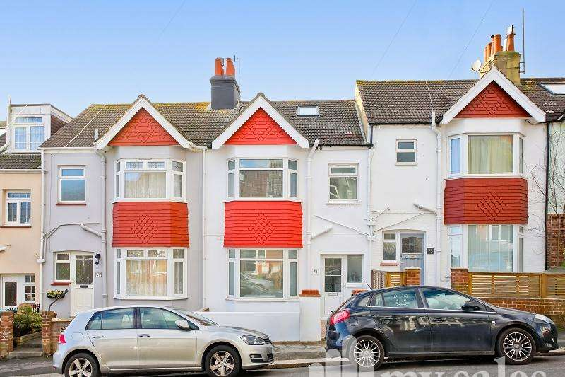 6 Bedrooms Terraced House for sale in Stanmer Villas, Brighton, East Sussex. BN1 7HN