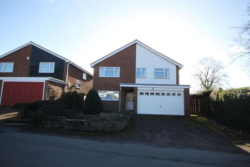 5 Bedrooms Detached House for rent in Fildyke Road, Meppershall, Shefford, SG17