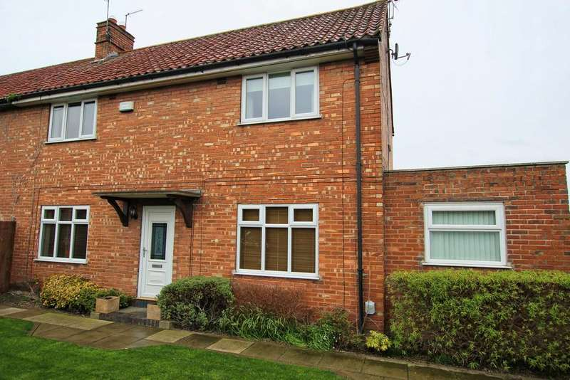3 Bedrooms Semi Detached House for sale in Cherry Tree Lane, Beverley, HU17
