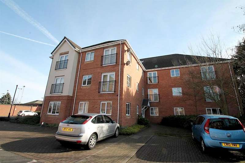 2 Bedrooms Apartment Flat for sale in Hall Street, Wednesbury