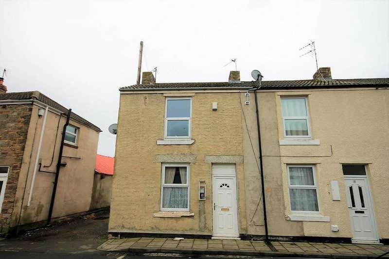 1 Bedroom Terraced House for rent in Emmerson Street, Crook