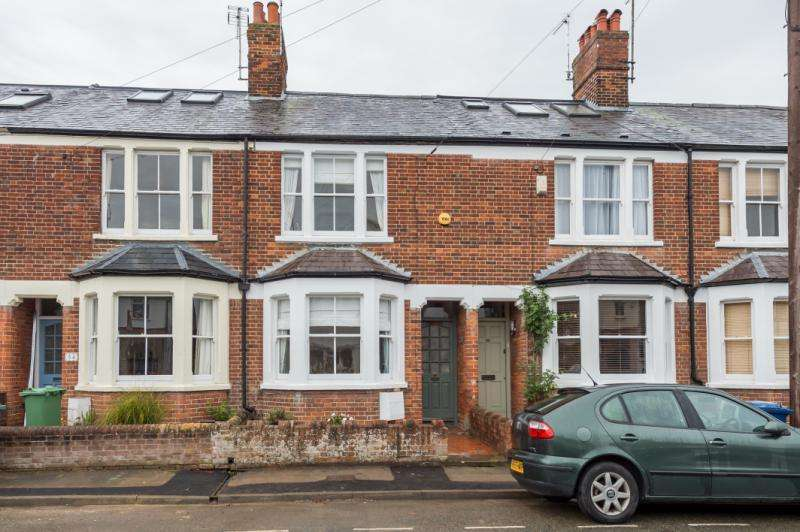 3 Bedrooms Terraced House for sale in Binsey Lane, Oxford, Oxfordshire