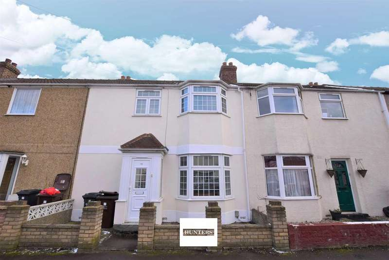 3 Bedrooms Terraced House for sale in Heath Road, Chadwell Heath, RM6