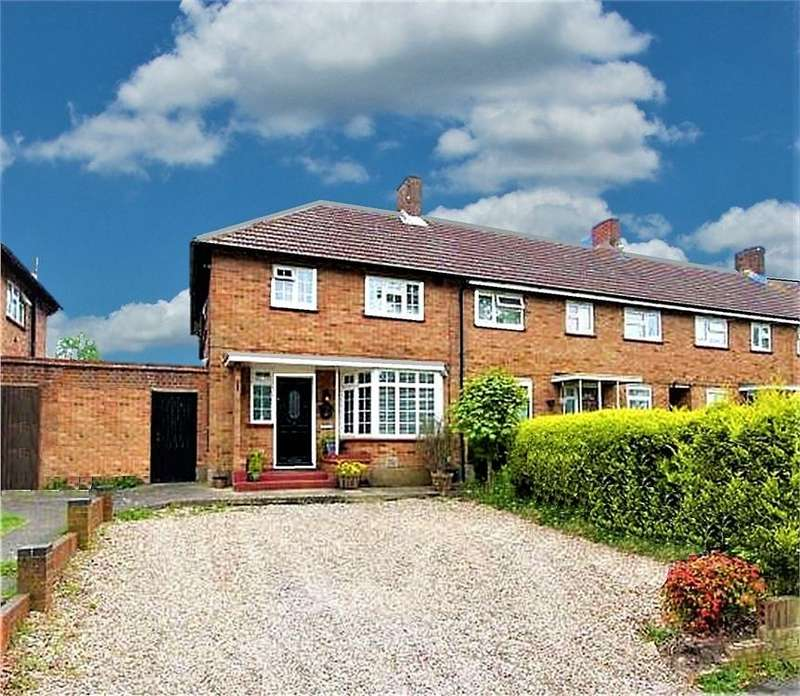 3 Bedrooms End Of Terrace House for sale in High Acres, Abbots Langley, Hertfordshire